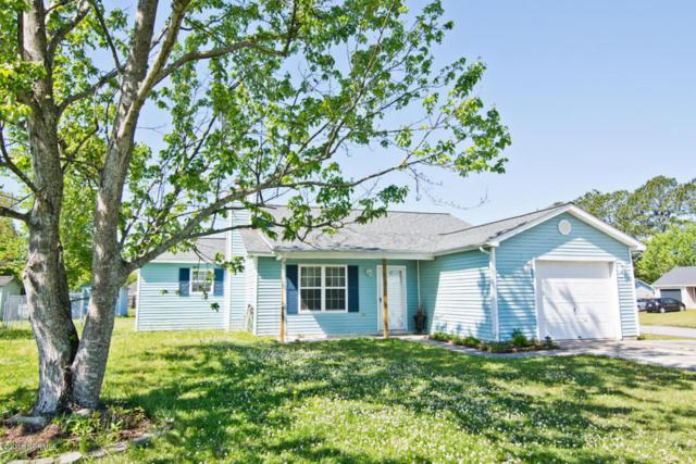 400 Bluegrass Circle, Jacksonville, NC 28546 (MLS #100110799) :: The Keith Beatty Team