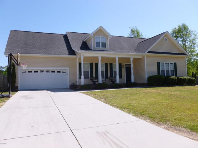 302 Exmoor Drive, Jacksonville, NC 28540 (MLS #100113682) :: The Keith Beatty Team