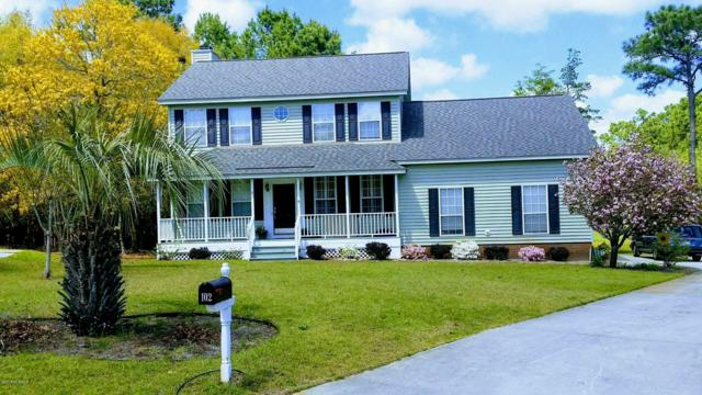 102 Pennypacker Court, Wilmington, NC 28412 (MLS #100119986) :: RE/MAX Essential