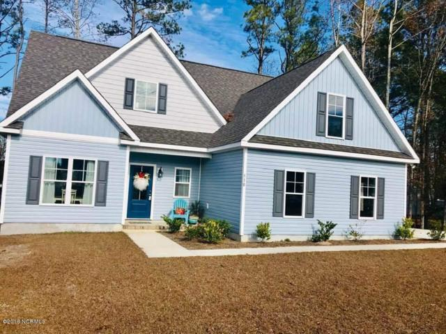 310 Coldwater Drive, Swansboro, NC 28584 (MLS #100120301) :: Century 21 Sweyer & Associates