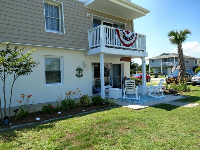 298 Ocean Boulevard W 107 (6), Holden Beach, NC 28462 (MLS #100122881) :: David Cummings Real Estate Team