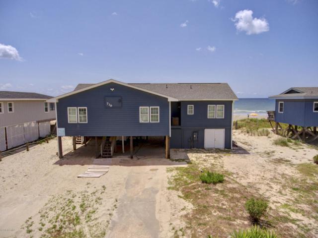 719 W Beach Drive, Oak Island, NC 28465 (MLS #100124871) :: Century 21 Sweyer & Associates