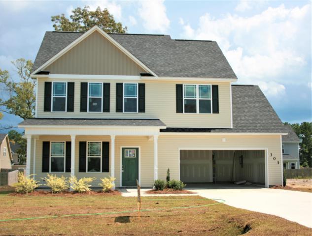 303 Adobe Lane, Jacksonville, NC 28546 (MLS #100128071) :: Coldwell Banker Sea Coast Advantage
