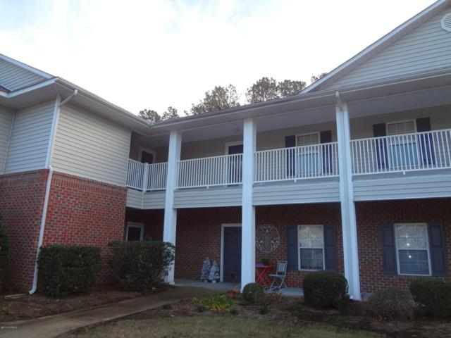 2215 Locksley Woods Drive F, Greenville, NC 27858 (MLS #100137140) :: Vance Young and Associates