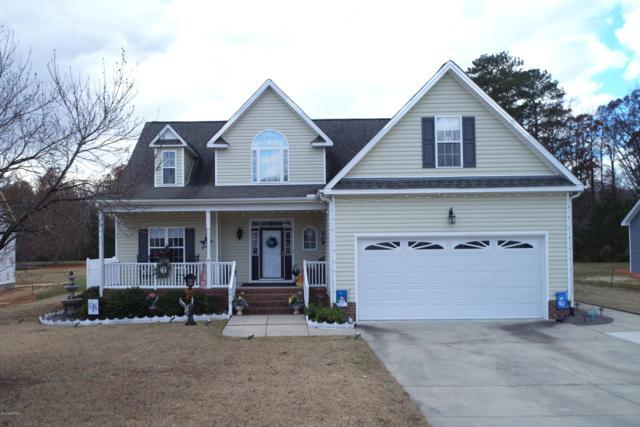 3813 Ramblewood Hill Drive W, Wilson, NC 27893 (MLS #100139709) :: The Keith Beatty Team