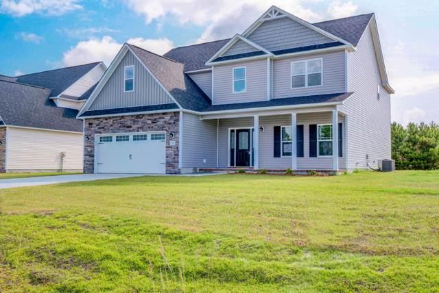 108 Heron Watch Drive, Swansboro, NC 28584 (MLS #100148929) :: The Oceanaire Realty