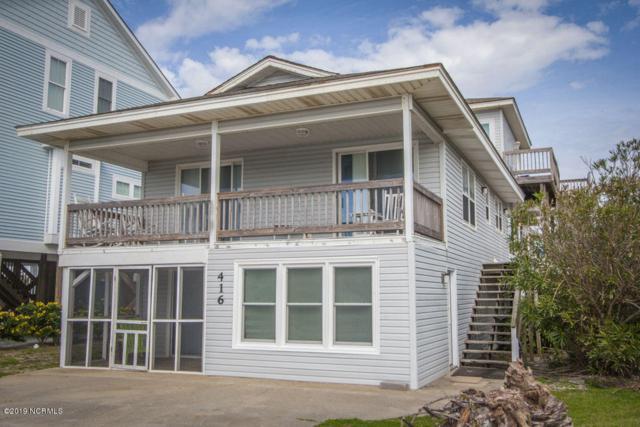 5416 W Beach Drive, Oak Island, NC 28465 (MLS #100152501) :: RE/MAX Essential