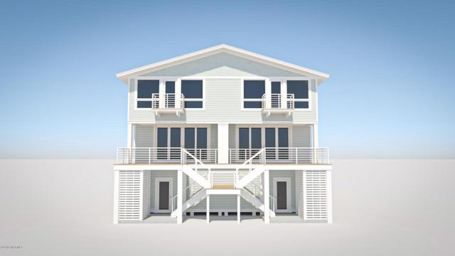 1008 N Fort Fisher Boulevard A & B, Kure Beach, NC 28449 (MLS #100157901) :: The Keith Beatty Team