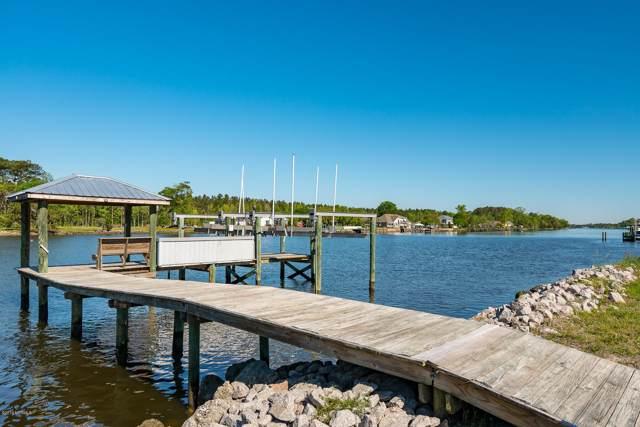 110 Waterway Drive, Beaufort, NC 28516 (MLS #100158515) :: Lynda Haraway Group Real Estate