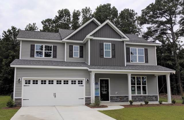 442 Jasmine Way, Burgaw, NC 28425 (MLS #100159502) :: Donna & Team New Bern