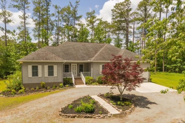 735 Sandy Point Drive, Beaufort, NC 28516 (MLS #100160666) :: The Keith Beatty Team