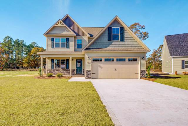 204 Rowland Drive, Richlands, NC 28574 (MLS #100162000) :: The Keith Beatty Team