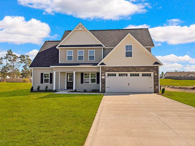 219 Rowland Drive, Richlands, NC 28574 (MLS #100162899) :: The Keith Beatty Team