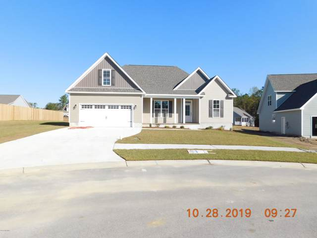 703 Hibiscus Court, Hubert, NC 28539 (MLS #100164352) :: Vance Young and Associates