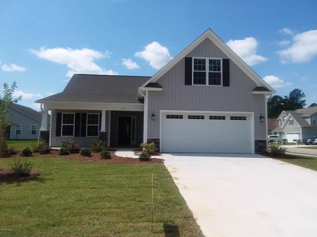 857 Rolling Pines Loop Road NE, Leland, NC 28451 (MLS #100165871) :: The Keith Beatty Team