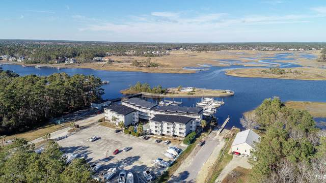 5400 E Yacht Drive B5, Oak Island, NC 28465 (MLS #100178420) :: Vance Young and Associates