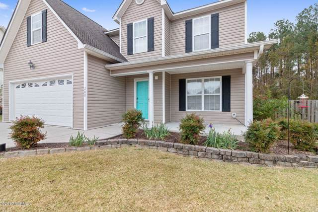 200 Bright Leaf Lane, Jacksonville, NC 28540 (MLS #100184687) :: Vance Young and Associates