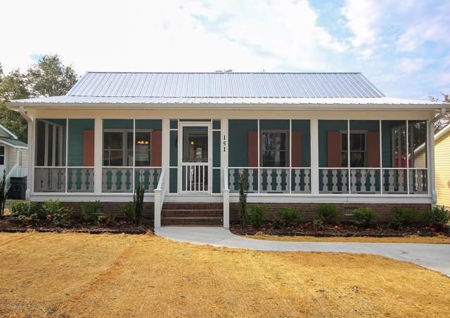 151 NW 1st Street, Oak Island, NC 28465 (MLS #100194485) :: Coldwell Banker Sea Coast Advantage
