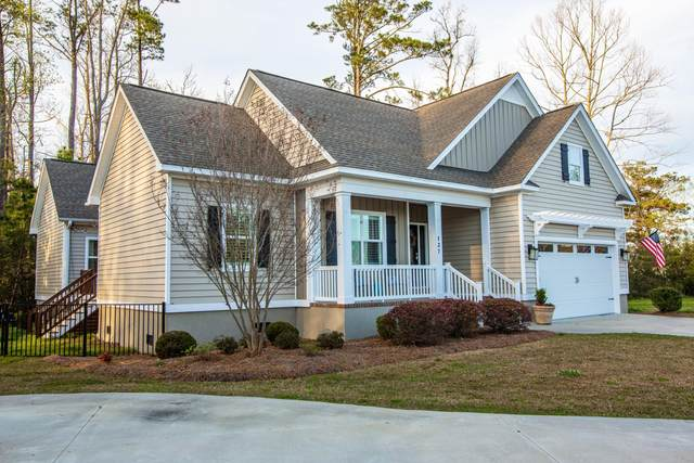 137 Shoreview Drive, New Bern, NC 28562 (MLS #100206870) :: The Keith Beatty Team
