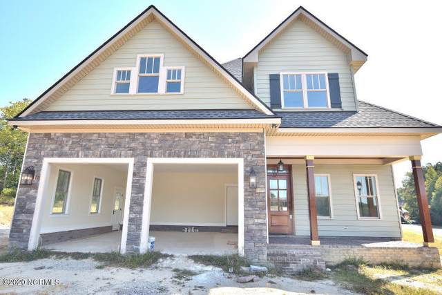 12 Ashlar Court, Rocky Mount, NC 27804 (MLS #100209717) :: Carolina Elite Properties LHR