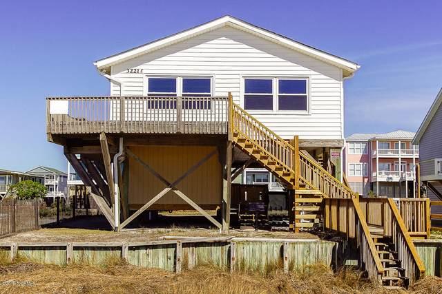 3221 E Beach Drive, Oak Island, NC 28465 (MLS #100213556) :: Castro Real Estate Team