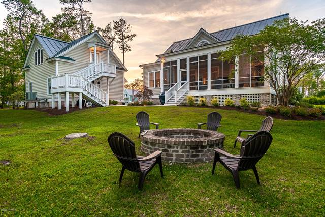 140 Oyster Point Road, Oriental, NC 28571 (MLS #100216696) :: The Tingen Team- Berkshire Hathaway HomeServices Prime Properties