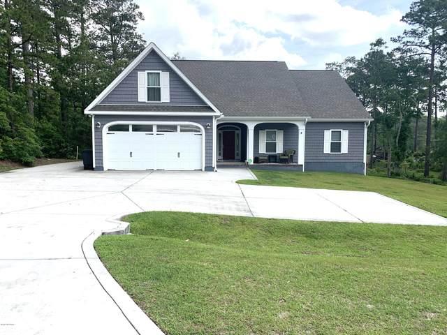 182 White Oak Bluff Road, Stella, NC 28582 (MLS #100218931) :: Barefoot-Chandler & Associates LLC