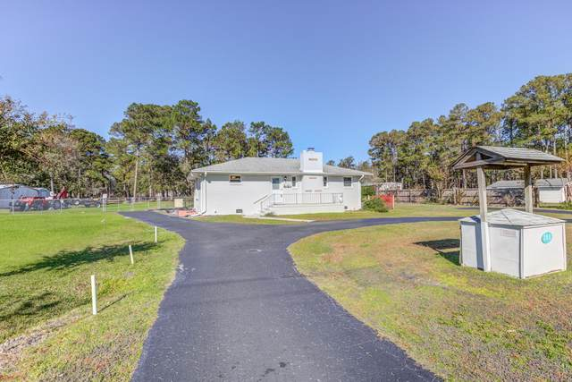 308 Silver Lake Road, Wilmington, NC 28412 (MLS #100222780) :: The Rising Tide Team