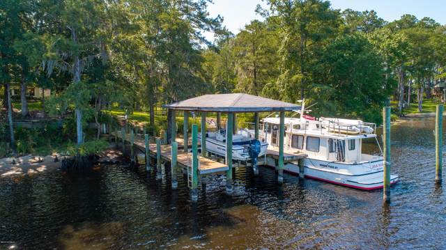 195 W Rock Creek Road, New Bern, NC 28562 (MLS #100222823) :: Vance Young and Associates