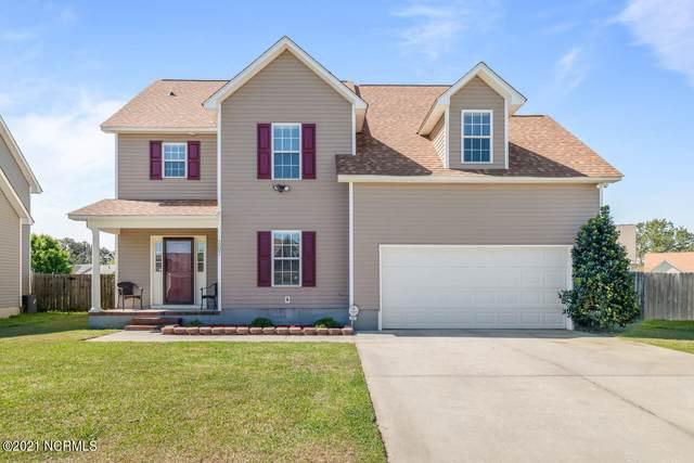 207 Ashcroft Drive, Jacksonville, NC 28546 (MLS #100223176) :: Donna & Team New Bern