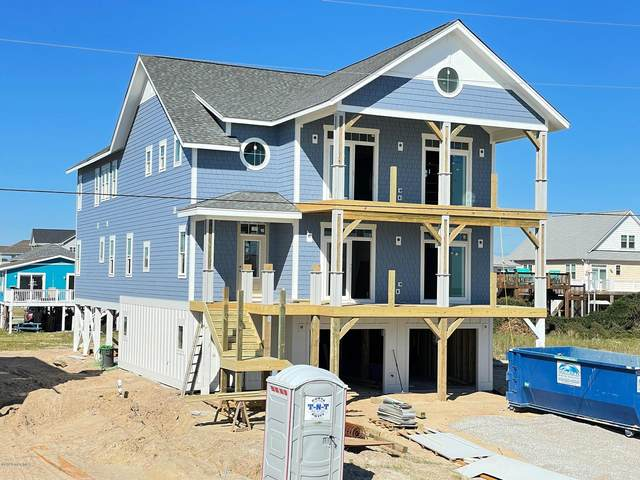 1801 N Shore Drive, Surf City, NC 28445 (MLS #100229245) :: CENTURY 21 Sweyer & Associates
