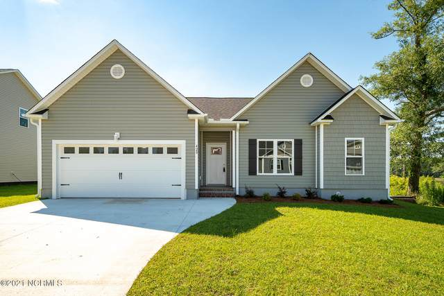 420 Garland Shores Drive, Hubert, NC 28539 (MLS #100229357) :: Vance Young and Associates