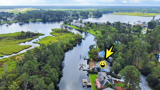 2400 Turtle Bay Drive, New Bern, NC 28562 (MLS #100231746) :: Carolina Elite Properties LHR
