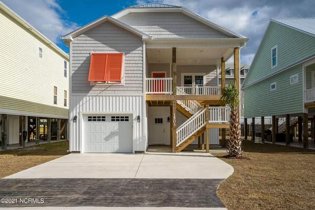 1503 Pinfish Lane, Carolina Beach, NC 28428 (MLS #100231776) :: Carolina Elite Properties LHR