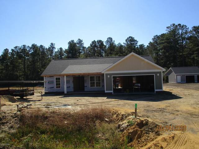 199 Windsor Farm Road, Kinston, NC 28504 (MLS #100233517) :: Stancill Realty Group