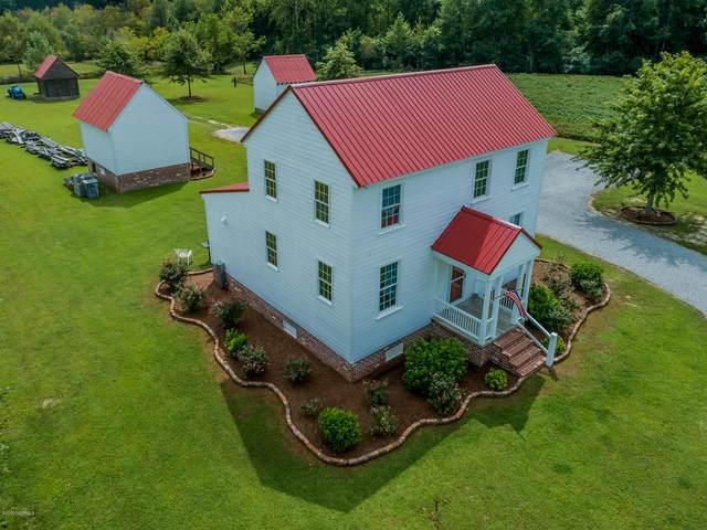2576 Ashleys Grove Road, Murfreesboro, NC 27855 (MLS #100236441) :: Donna & Team New Bern