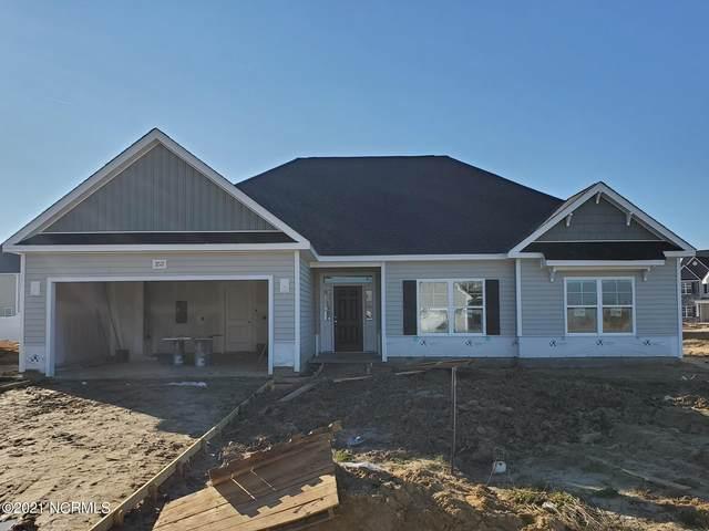 3212 Dandelion Drive, Grimesland, NC 27837 (MLS #100237193) :: Barefoot-Chandler & Associates LLC