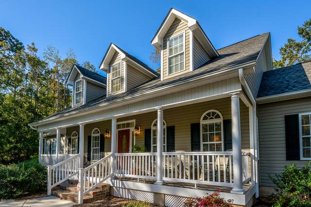 136 S Belvedere Drive, Hampstead, NC 28443 (MLS #100237355) :: Thirty 4 North Properties Group