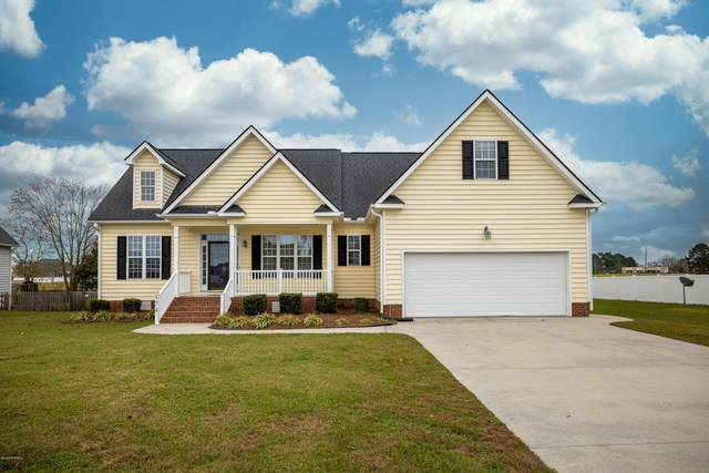 574 Milton Drive, Winterville, NC 28590 (MLS #100238941) :: Thirty 4 North Properties Group