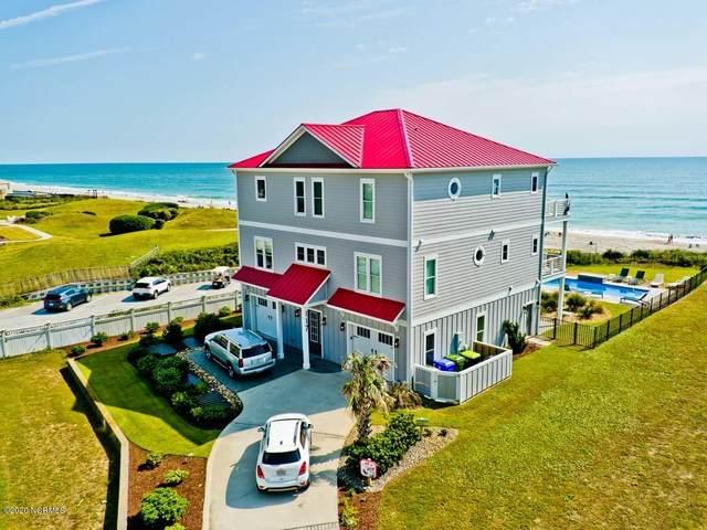 117 Ocean Bluff Drive, Indian Beach, NC 28512 (MLS #100240288) :: Liz Freeman Team