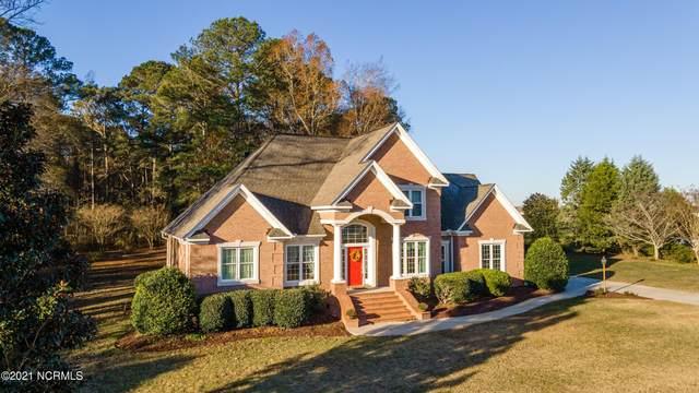 3768 Wood Duck Court, Ayden, NC 28513 (MLS #100241361) :: Barefoot-Chandler & Associates LLC