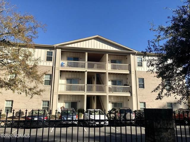 119 Covil Avenue 119-101, Wilmington, NC 28403 (MLS #100249914) :: The Legacy Team