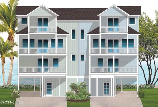 Lot 7 Topsail Avenue A, North Topsail Beach, NC 28460 (MLS #100254954) :: Coldwell Banker Sea Coast Advantage
