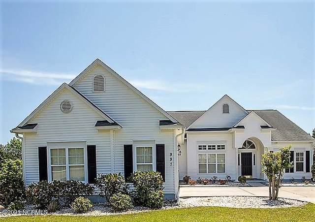 997 Meadowlands Trail, Calabash, NC 28467 (MLS #100270356) :: The Oceanaire Realty