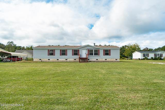 121 Pine Cliff Road, Havelock, NC 28532 (MLS #100271181) :: Vance Young and Associates