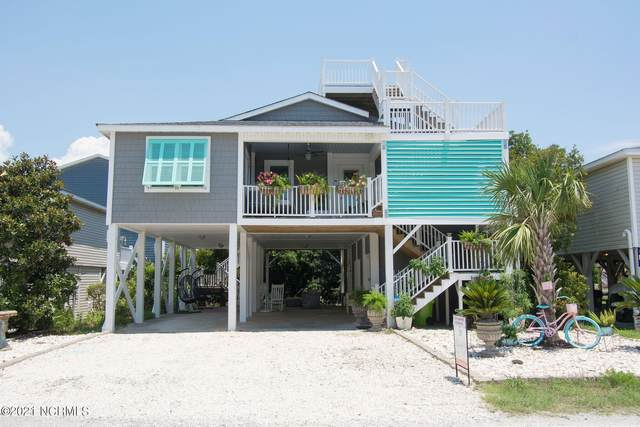 409 4th Street, Sunset Beach, NC 28468 (MLS #100273910) :: The Oceanaire Realty