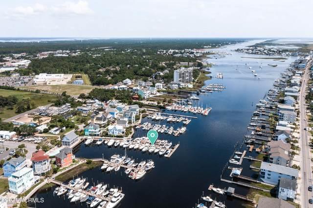 910 Basin Road D-52, Carolina Beach, NC 28428 (MLS #100277308) :: CENTURY 21 Sweyer & Associates