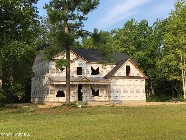 210 Baird Point Road, Grantsboro, NC 28529 (MLS #100280427) :: Lynda Haraway Group Real Estate