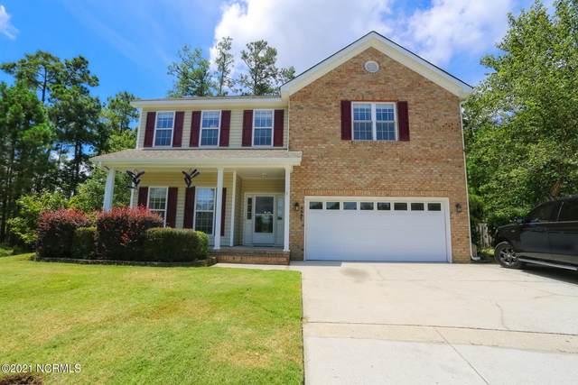 4001 Berberis Way, Wilmington, NC 28412 (MLS #100281575) :: CENTURY 21 Sweyer & Associates