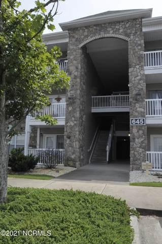 645 Condo Club Drive #310, Wilmington, NC 28412 (MLS #100281694) :: Berkshire Hathaway HomeServices Prime Properties